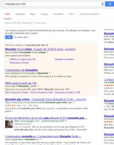 mutuelle google