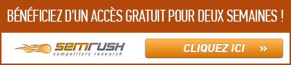 semrush gratuit