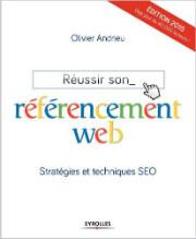 Livre réussir son referencement web 2015