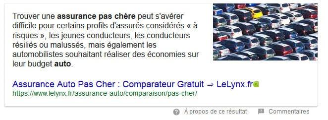 comparateur assurance auto pas cher Recherche Google